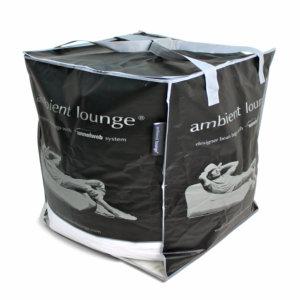 300lt bean bag filling system