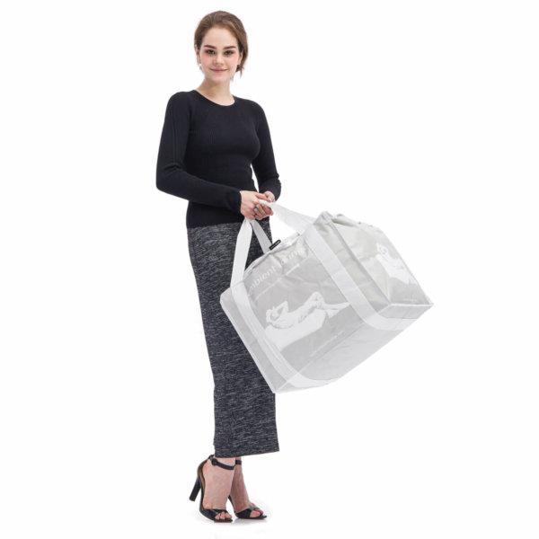 85lt Bean Bag Filling with model