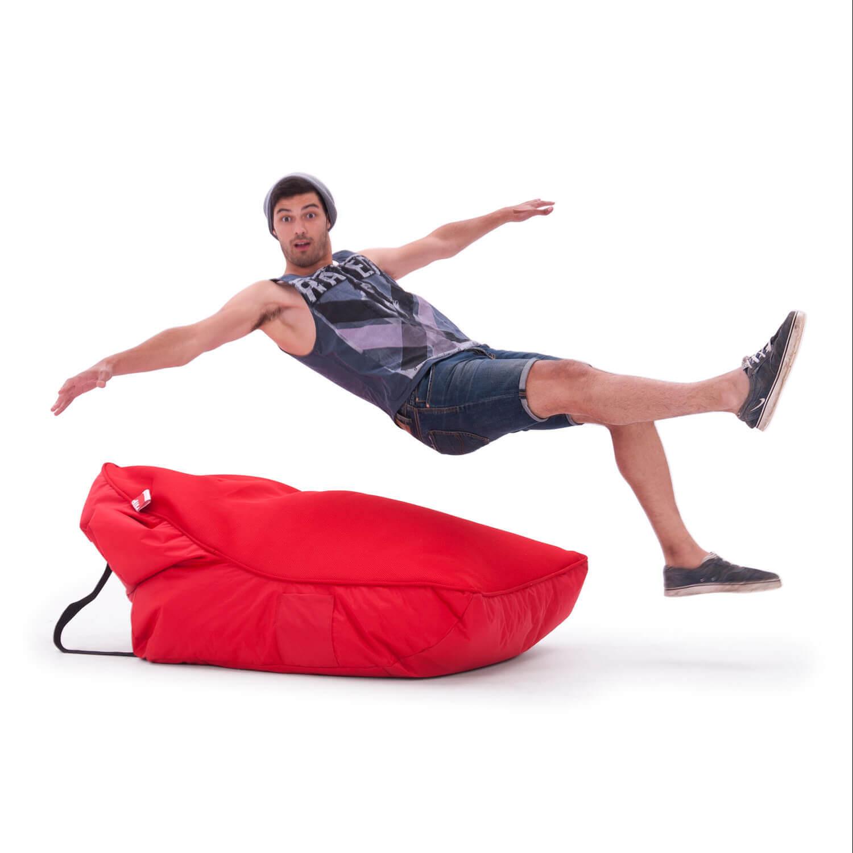 Street Cred Red Set Air Mesh Bean Bags Australia