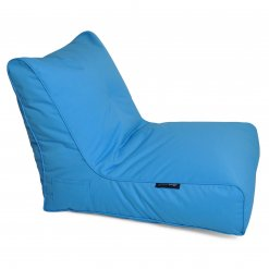 aquamarine evolution sofa bean bag
