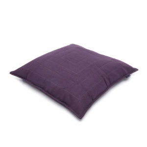 aubergine dream zen lounger bean bag