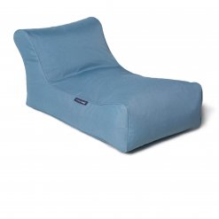 blue sky eclipse studio lounger bean bag
