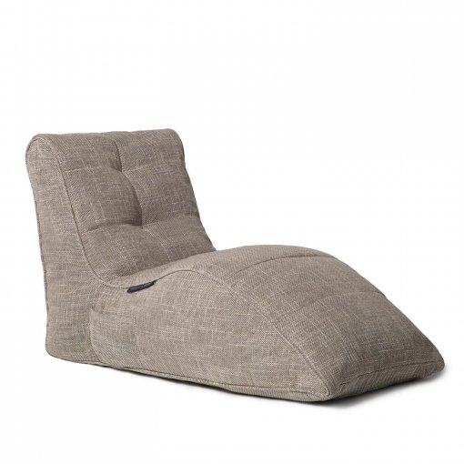eco weave avatar lounger bean bag