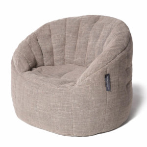 eco weave butterfly sofa bean bag