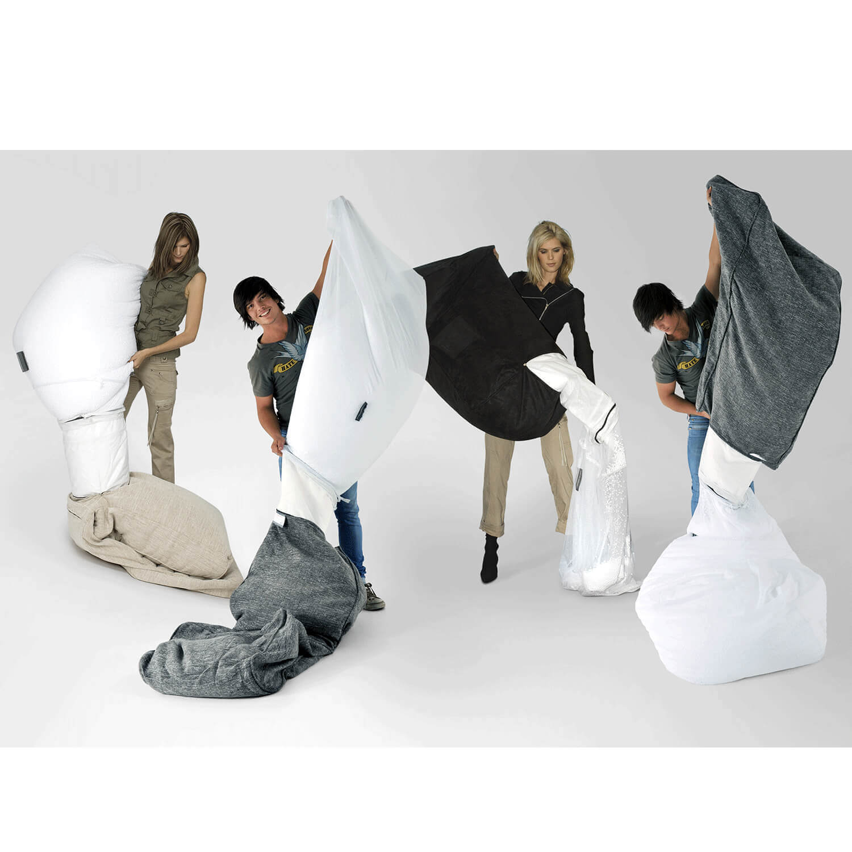 Funnelweb Mesh Filling Bag Fill Not Inc Bean Bags