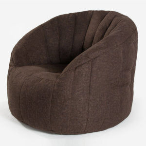 hot chocolate butterfly sofa bean bag