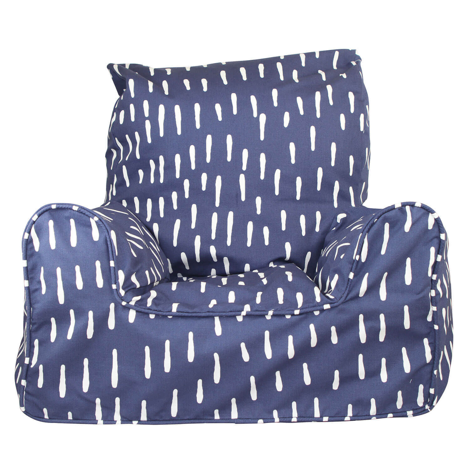 Indigo Raindrops Chair Bean Bags Australia