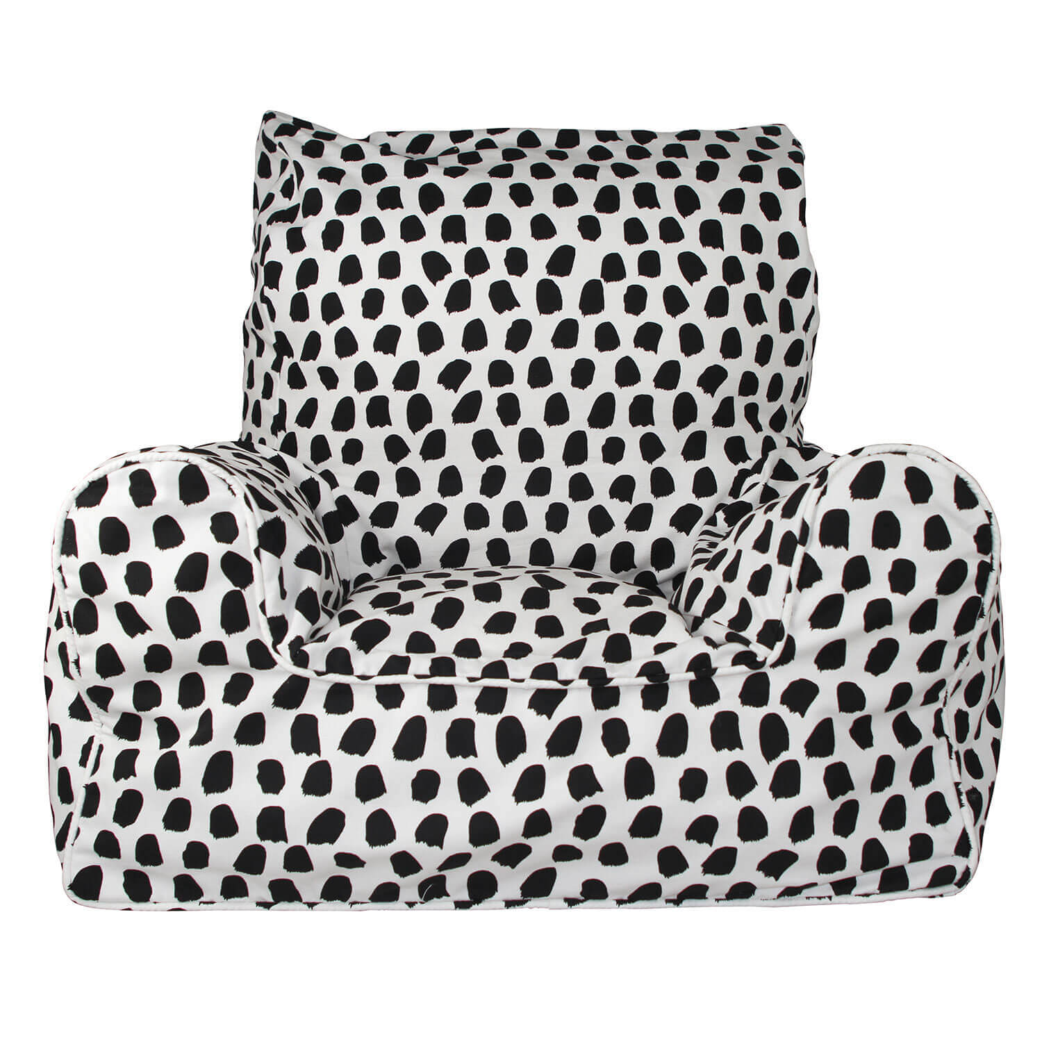 Cool Paint Splotches Chair Black And White Pdpeps Interior Chair Design Pdpepsorg