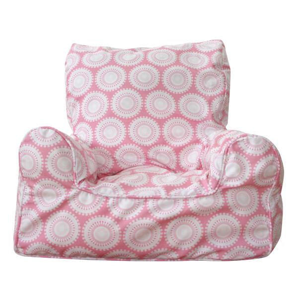 Pink Freckles Kids Chair Bean Bags Australia