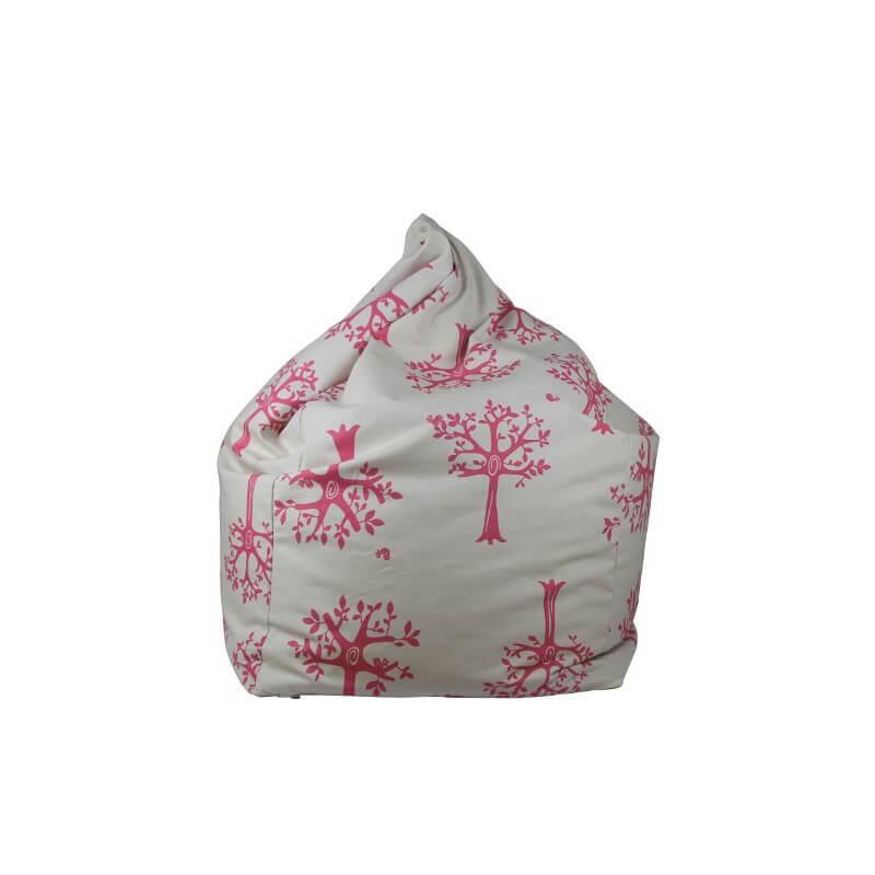 Remarkable Pink Orchard Kids Bean Bag Unemploymentrelief Wooden Chair Designs For Living Room Unemploymentrelieforg