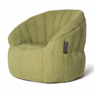 lime citrus butterfly sofa bean bag