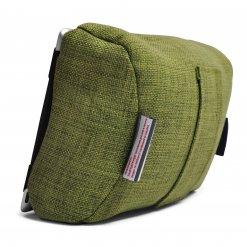 lime citrus tech pillow bean bag back view - Copy
