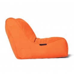 manderina evolution sofa bean bag side view
