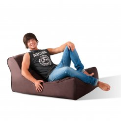 mud cake studio lounger bean bag