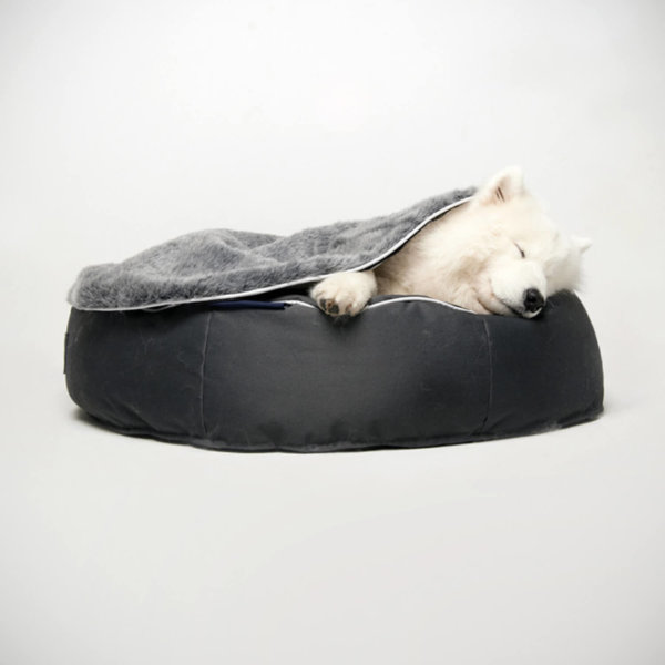 Extra large pet lounger with ChowChow