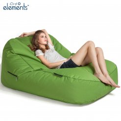 rainforest retreat satellite twin bean bag for outdoor