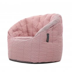 raspberry polo butterfly sofa