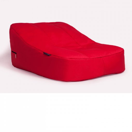 rising sun satellite twin bean bag