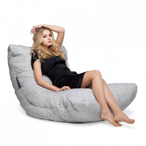 tundra spring acoustic bean bag side view