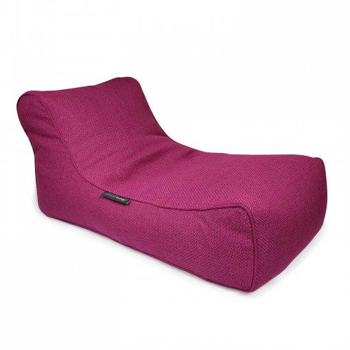 sakura pink studio lounger bean bag