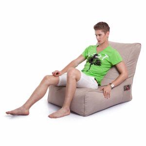 sandstorm evolution sofa bean bag with model