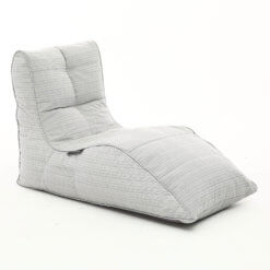 silverline avatar lounger bean bag different angle