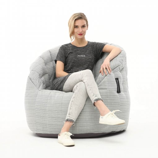 silverline butterfly sofa front view