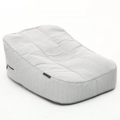 silverline satellite twin bean bag lounger