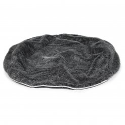 Spare fur pet lounger cover large