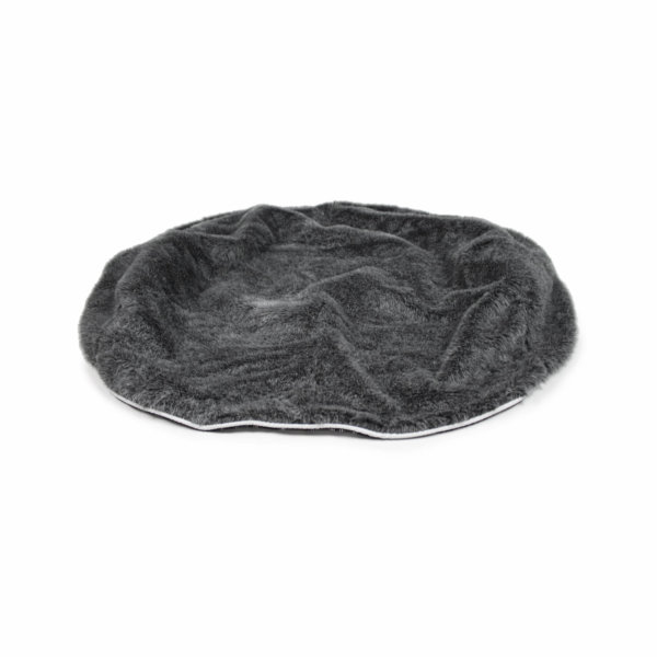 Spare fur pet lounger cover small