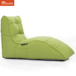 sunbrella limespa avatar bean bag