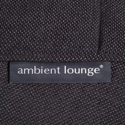 Black sapphire fabric swatch