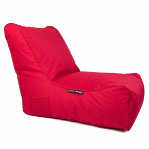 toro red evolution lounger bean bag