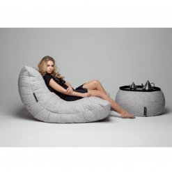 tundra spring acoustic bean bag with versa table