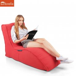 avatar crimson vibe outdoor sunbrella ambient lounge luxury bean bags