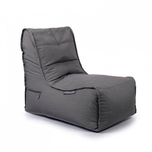 Evolution Sofa Black Rock